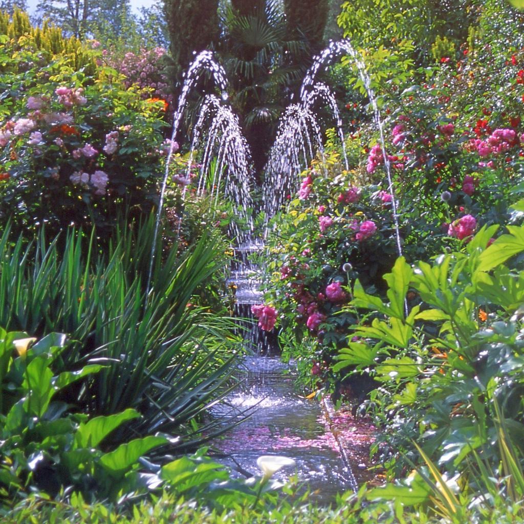 Site officiel du parc botanique de haute bretagne for Bricoler dans le jardin